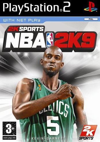 Descargar NBA 2K9 [English] por Torrent